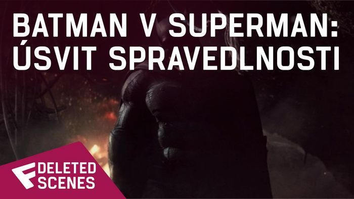 Batman v Superman: Úsvit spravedlnosti - Deleted Scenes (Communion) | Fandíme filmu
