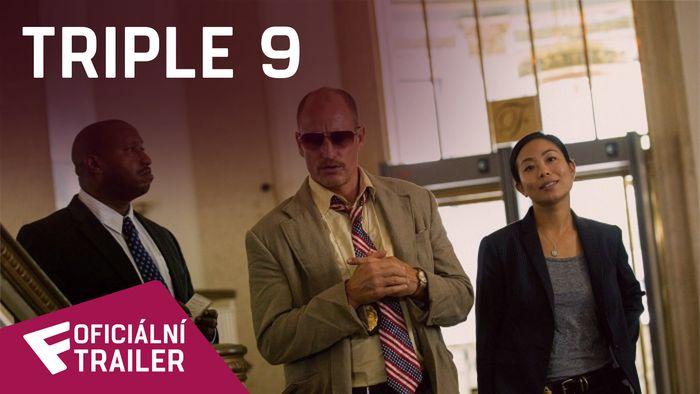Triple 9 - Oficiální BR Trailer | Fandíme filmu