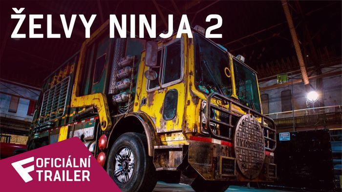 Želvy Ninja 2 - Oficiální Trailer #2 | Fandíme filmu