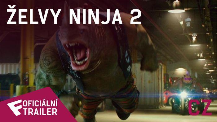 Želvy Ninja 2 - Oficiální Trailer #2 (CZ) | Fandíme filmu