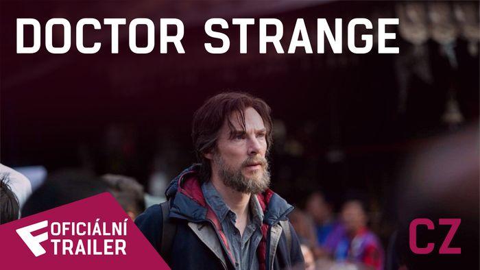 Doctor Strange - Oficiální Trailer (CZ) | Fandíme filmu