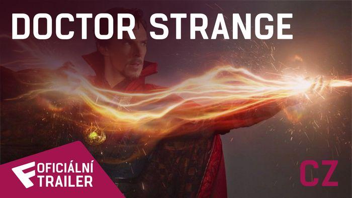 Doctor Strange - Oficiální Trailer (CZ - dabing) | Fandíme filmu