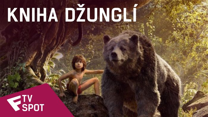 Kniha džunglí - TV Spot (In Theatres Tonight!) | Fandíme filmu