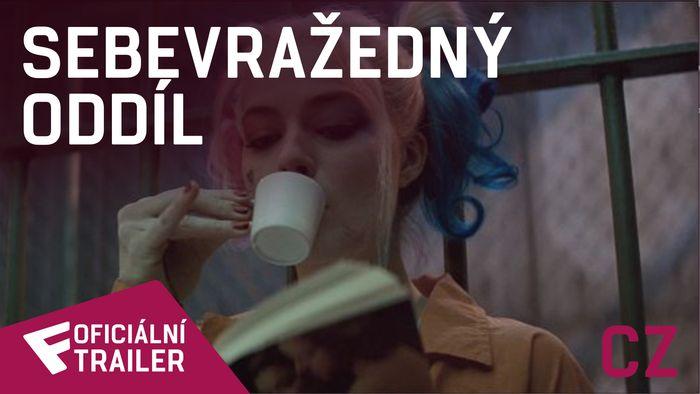Sebevražedný oddíl - Oficiální Trailer (CZ) | Fandíme filmu