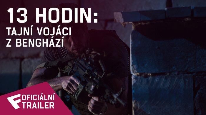 13 hodin: Tajní vojáci z Benghází - Oficiální Mezinárodní Trailer   Fandíme filmu