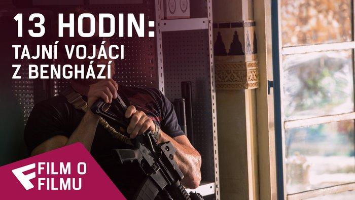 13 hodin: Tajní vojáci z Benghází - Film o filmu (Horse mask)   Fandíme filmu