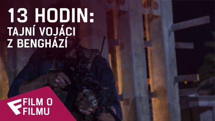 13 hodin: Tajní vojáci z Benghází - Film o filmu (Tanto & Pablo)   Fandíme filmu