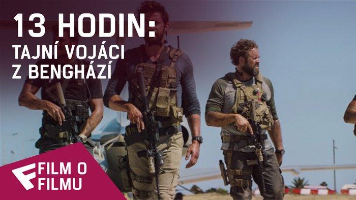 13 hodin: Tajní vojáci z Benghází - Film o filmu (Oz & Max)   Fandíme filmu