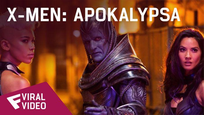 X-Men: Apokalypsa - Viral Video (En Sabah Nur) | Fandíme filmu