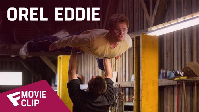 Orel Eddie - Movie Clip (Permission) | Fandíme filmu