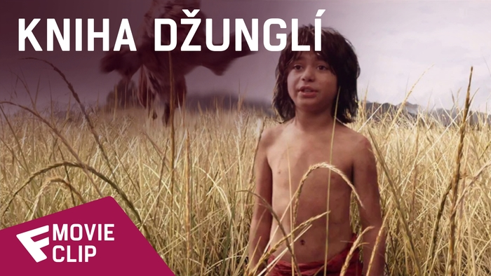 Kniha džunglí - Movie Clip (Bare Necessities) | Fandíme filmu