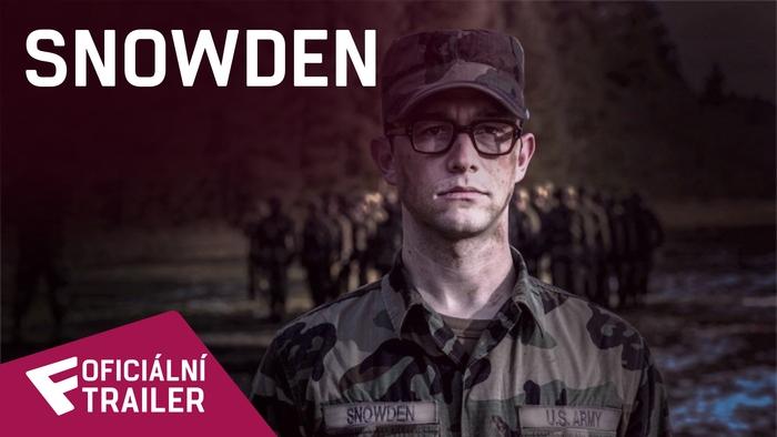 Snowden - Oficiální Trailer | Fandíme filmu