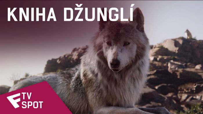 Kniha džunglí - TV Spot (Nation's #1 Movie) | Fandíme filmu