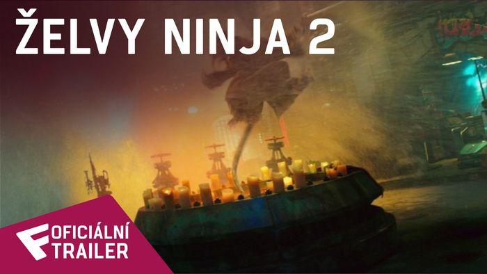 Želvy Ninja 2 - Oficiální Trailer #3 | Fandíme filmu