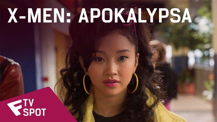X-Men: Apokalypsa - TV Spot (Storm) | Fandíme filmu