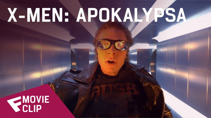 X-Men: Apokalypsa - Movie Clip (Cage Fight) | Fandíme filmu