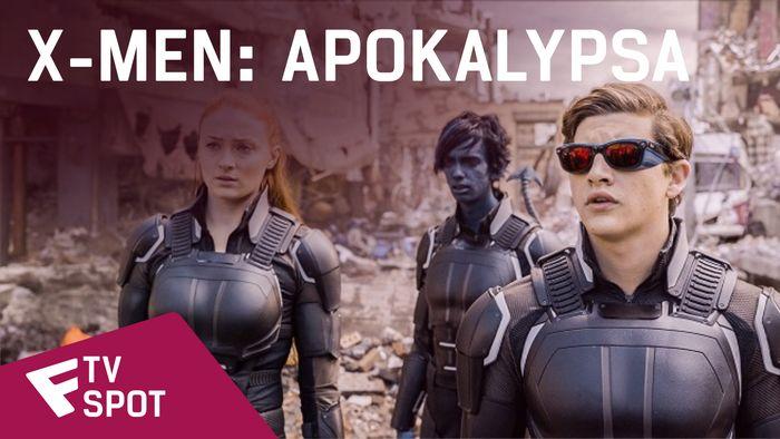 X-Men: Apokalypsa - TV Spot (Psylocke) | Fandíme filmu