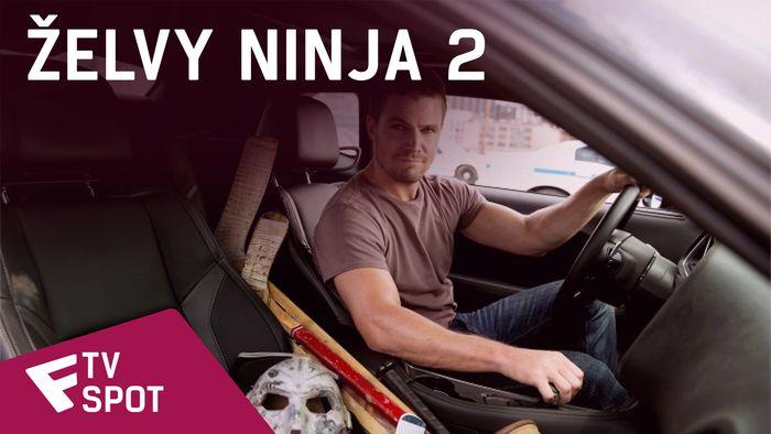 Želvy Ninja 2 - TV Spot (Casey Jones) | Fandíme filmu