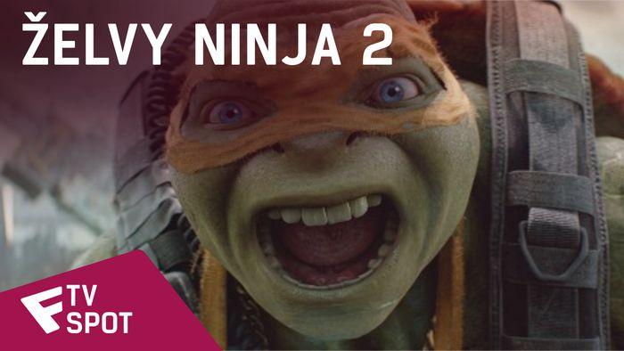 Želvy Ninja 2 - TV Spot (Chase) | Fandíme filmu