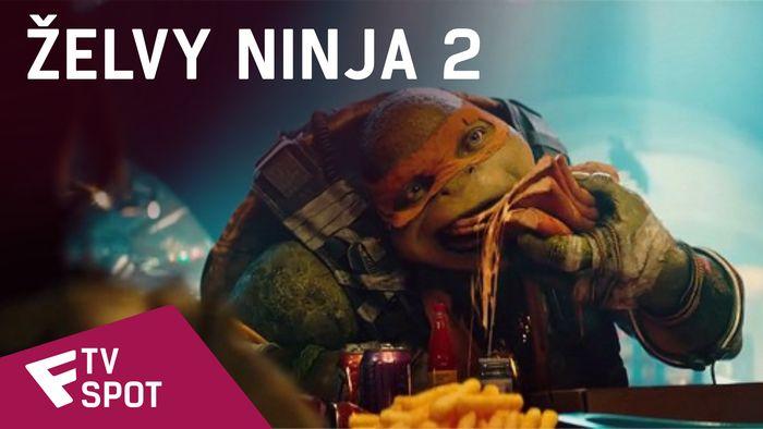 Želvy Ninja 2 - TV Spot (Cast) | Fandíme filmu