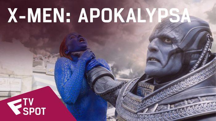 X-Men: Apokalypsa - TV Spot (Mystique) | Fandíme filmu