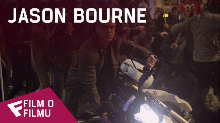 Jason Bourne - Film o filmu (Jason Bourne is Back) | Fandíme filmu