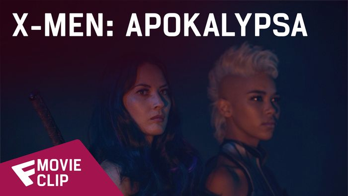 X-Men: Apokalypsa - Movie Clip (Cyclops) | Fandíme filmu