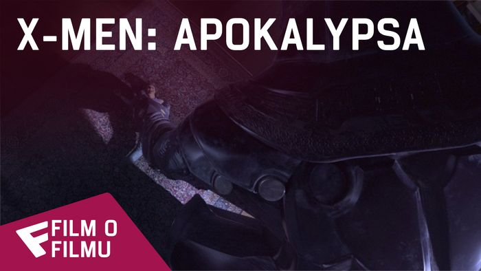 X-Men: Apokalypsa - Film o filmu (James McAvoy Becomes Charles) | Fandíme filmu
