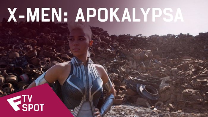 X-Men: Apokalypsa - TV Spot (Only The Strong Will Survive) | Fandíme filmu