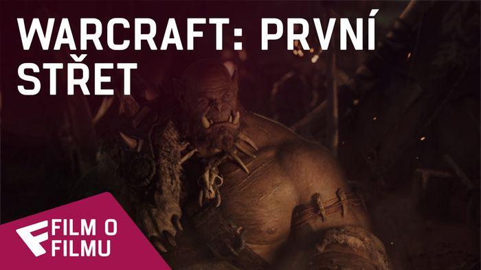 Warcraft: První střet - Film o filmu (Orgrim the Defiant) | Fandíme filmu