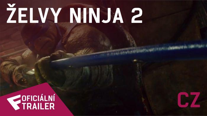Želvy Ninja 2 - Oficiální Trailer (CZ - dabing) | Fandíme filmu