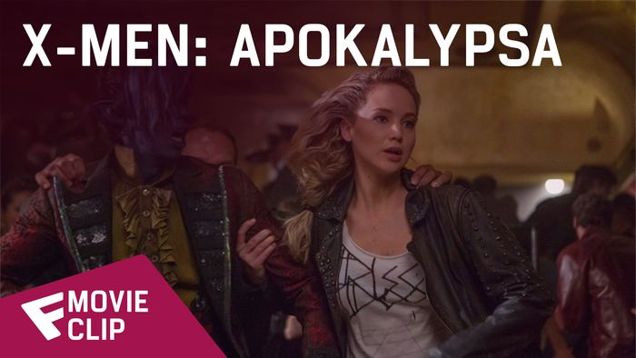 X-Men: Apokalypsa - Movie Clip (My Name is Magneto) | Fandíme filmu