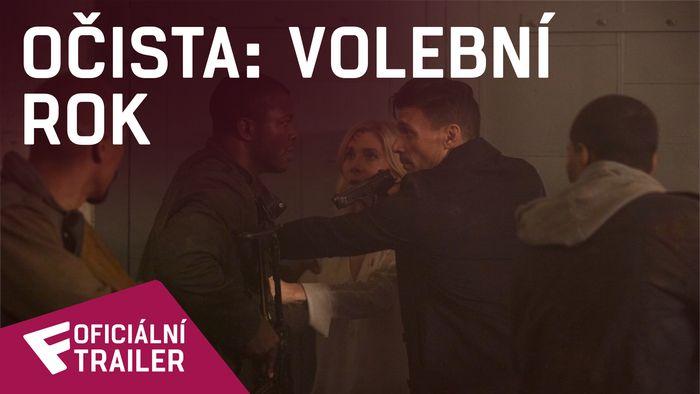Očista: Volební rok - Oficiální Trailer #2 | Fandíme filmu