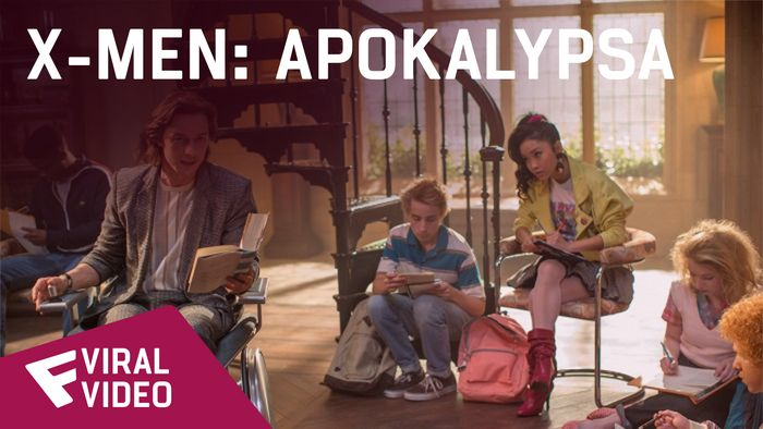 X-Men: Apokalypsa - Viral Video (Xavier's School for Gifted Youngsters) | Fandíme filmu
