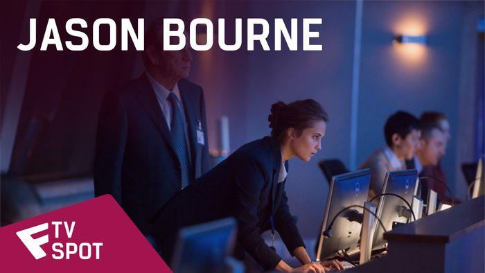 Jason Bourne - TV Spot #3 | Fandíme filmu