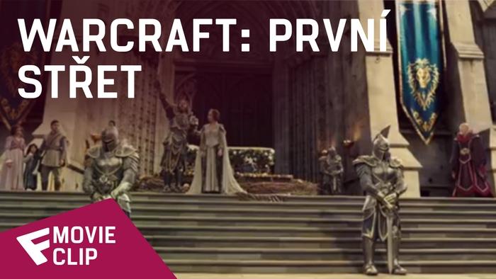 Warcraft: První střet - Movie Clip (Lothar and soldiers attacked) | Fandíme filmu