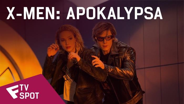 X-Men: Apokalypsa - TV Spot (Follow Me) | Fandíme filmu