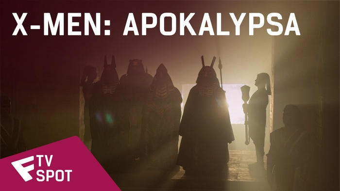 X-Men: Apokalypsa - TV Spot (All Of Us Against A God) | Fandíme filmu