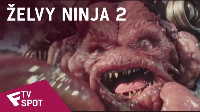 Želvy Ninja 2 - TV Spot (World Turtle Day) | Fandíme filmu