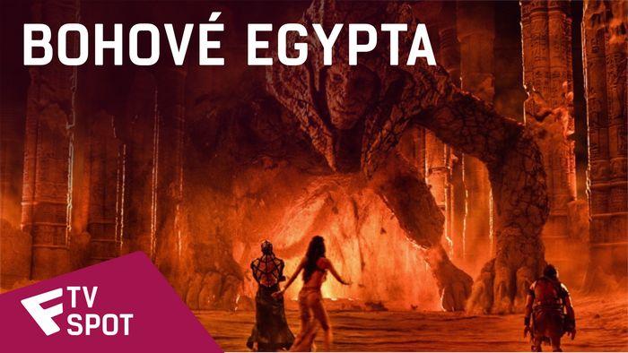 Bohové Egypta - TV Spot (War) | Fandíme filmu