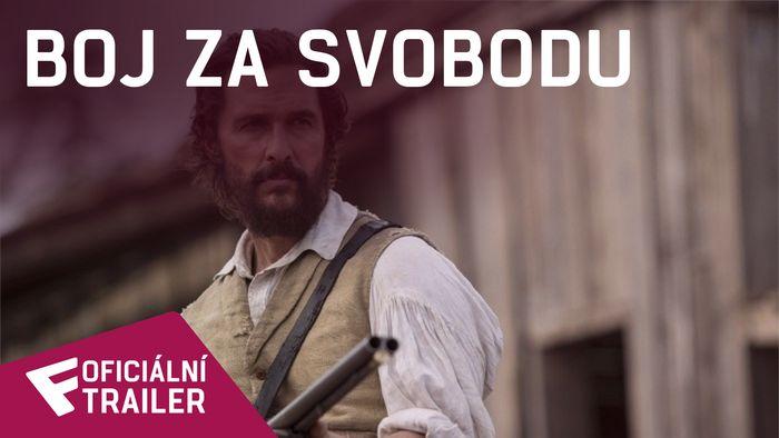 Boj za svobodu - Oficiální Trailer #2 | Fandíme filmu