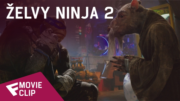 Želvy Ninja 2 - Movie Clip (Manhole Covers and Nunchucks) | Fandíme filmu