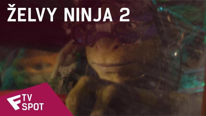 Želvy Ninja 2 - TV Spot (Traits) | Fandíme filmu