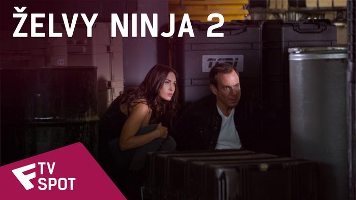 Želvy Ninja 2 - TV Spot (New) | Fandíme filmu