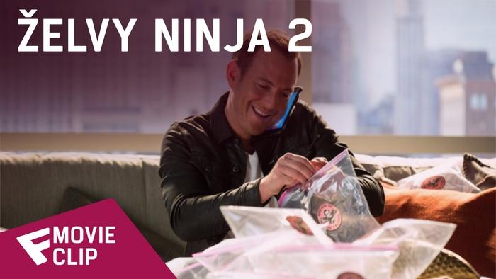 Želvy Ninja 2 - Movie Clip (Melo) | Fandíme filmu