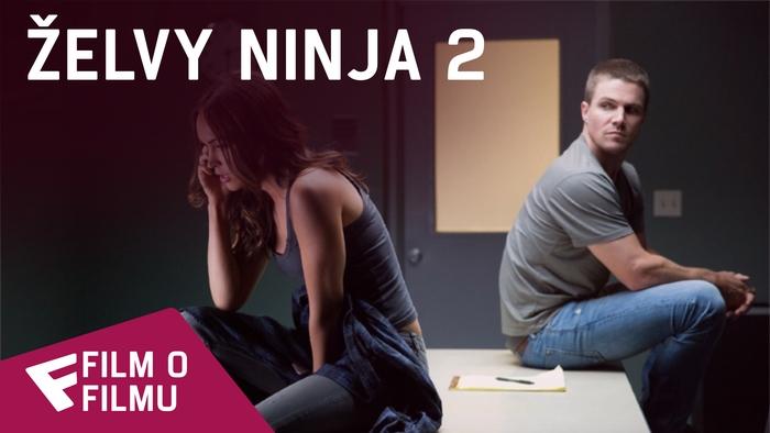 Želvy Ninja 2 - Film o filmu (Megan Fox) | Fandíme filmu