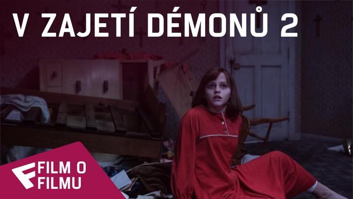 V zajetí démonů 2 - Film o filmu (Audio Recordings) | Fandíme filmu