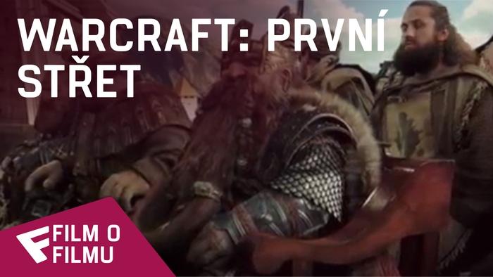Warcraft: První střet - Film o filmu (Lothar Extended Character Video) | Fandíme filmu