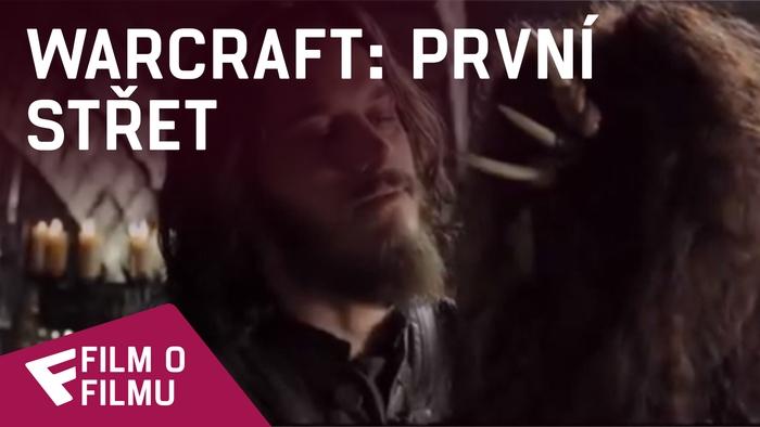Warcraft: První střet - Film o filmu (Khadgar Extended Character Video) | Fandíme filmu