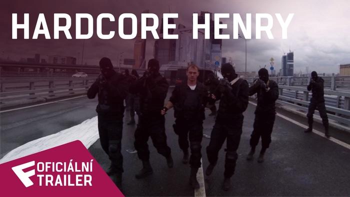 Hardcore Henry - Oficiální BR Trailer | Fandíme filmu